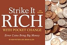 New Edition of Strike It Rich With Pocket Change Available