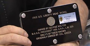 Larry Lee Talks About Why He Bought the Walton 1913 Nickel for More than $3 Million. VIDEO: 2:38