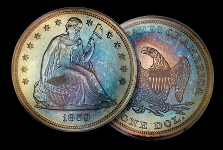 Legend Numismatics Market Report:  The Pre 2013 ANA Coin Show