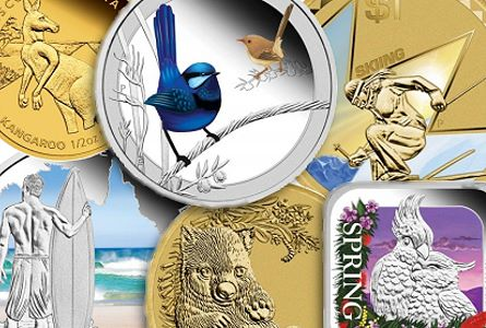 August2013 August 2013 product releases from The Perth Mint
