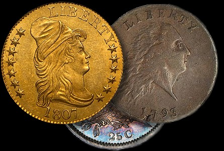 Collecting Early American Coins for Profit
