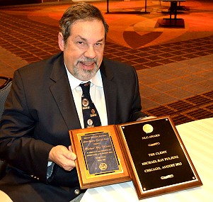 Fuljenz clemy Mike Fuljenz Honored At 2013 Worlds Fair of Money with Multiple Awards