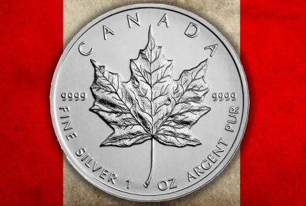 SILVER 101: Canadian Silver Maple Leaf Coin Design Turns 25
