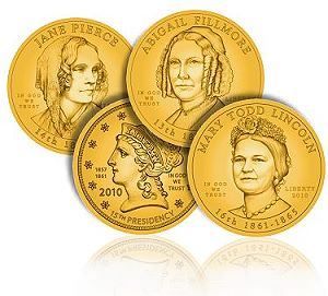 first spouse 2 The Coin Analyst: Why I Stopped Collecting First Spouse Gold Coins