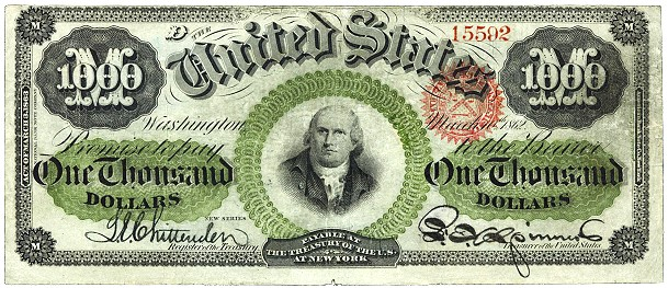 fr186c Stacks Bowers U.S. Paper Money Auction Draws Superb Results in Chicago