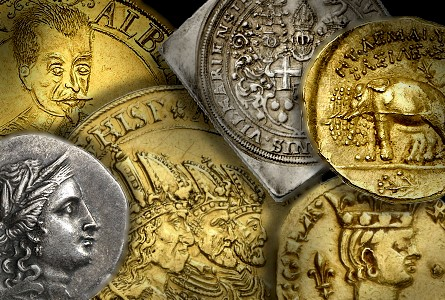 kunker autumn High denomination Gold Coins from the Holy Roman Empire Highlight Künker Autumn Coin Auction