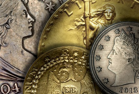 Memorable Million Dollar Coins
