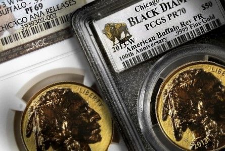 The Coin Analyst: ANA Convention Highlights Include Buffalo Gold Coins and Future Plans of the U.S. Mint