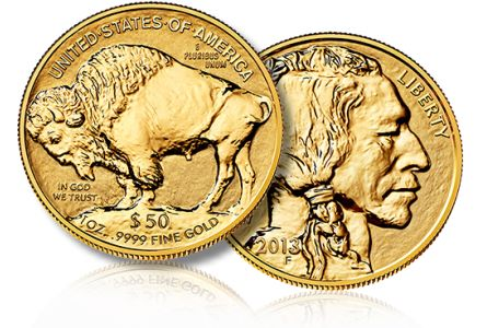 The Coin Analyst:  Reverse Proof Buffalo Gold Coin Sales Quickly Double Those of Regular Proof