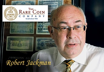 robert jackman The Rare Coin Company (Australia) Has Entered Voluntary Liquidation Owing Millions