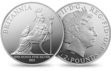 silver britania The Coin Analyst: Modern World Coin Releases from Great Britain, San Marino, Australia, and Canada