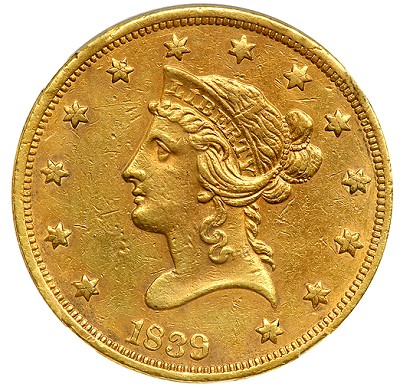 0925 7 Goldbergs Coin Auction Offered Wide Variety of Coins Before Autumn Long Beach Expo