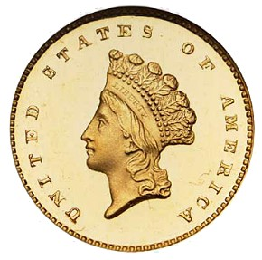 1855 pr g1 Coin Auction Records set by Bonhams for Tacasyls Proof Gold Coins.  Total $10.77 Million with 1880 Coiled Hair Stella bringing $2.57 Million