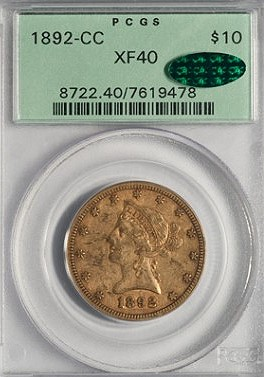 92 cc dw And The Winner For Most Popular Coin Is….