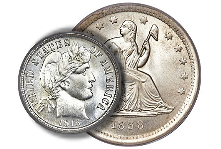dipped coins Understanding Classic U.S. Coins and Building Excellent Coin Collections, Part 2: Dipped Coins