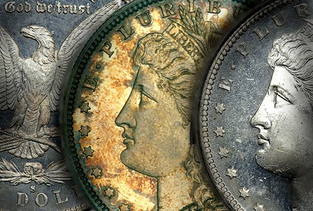 Mirror Mirror  : Collecting Prooflike Morgan Silver Dollars