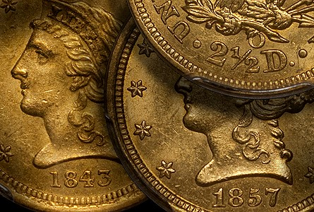 What Killed the New Orleans Quarter Eagle Gold Coin Market?