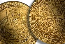English Gold Coins: Rise of the Gold Standard in 14th-century England