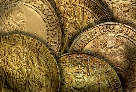 eng sovs Rare & Historically Important English Gold Sovereigns of King Henry VII