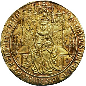 gr sov 2 Rare & Historically Important English Gold Sovereigns of King Henry VII