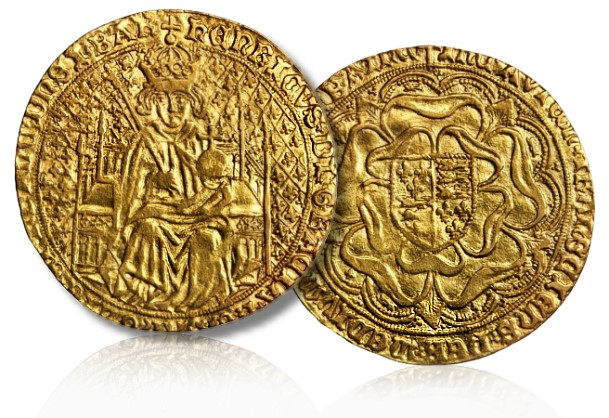 law henry vII sov Rare & Historically Important English Gold Sovereigns of King Henry VII