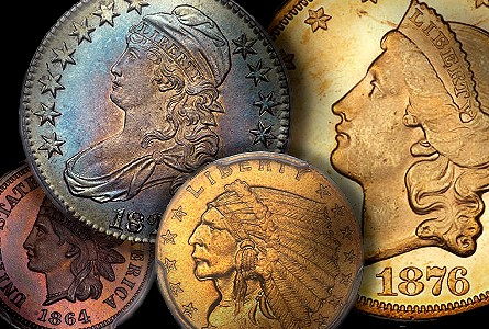 Legend Numismatics Long Beach Coin Show Market Report