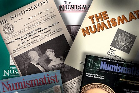 numismatist From the Vaults: Four Essential Back Issues of The Numismatist