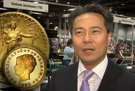Exclusive Video of the Tacasyl Proof Gold Coin Collection Being sold by Bonhams