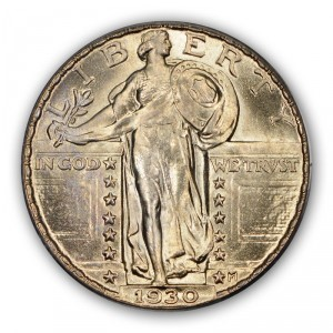 1930 stand lib kd Collecting Insights for the Standing Liberty Quarter Series  Part 2