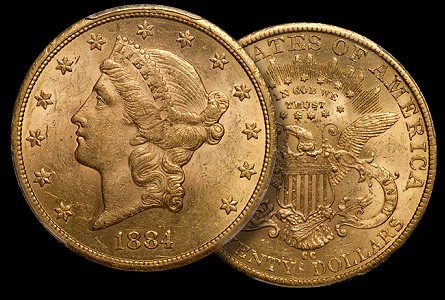 84cc 30 DW US Gold Coins: The Carson City Double Eagle Market: An Analysis