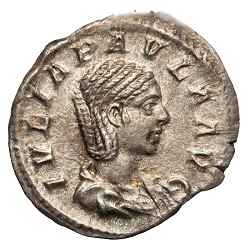Julia Paula Ancient Coins   Julia Paula, First Wife Of Elagabalus