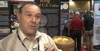 American Numismatic Association President Walter Ostromecki Shares His Vision for the ANA. VIDEO: 3:51