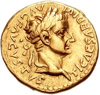 aureusTiberius2 NGC Ancients: A Survey of Roman Gold — Part 1