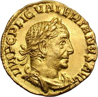 aureusValerian NGC Ancients: A Survey of Roman Gold — Part 1