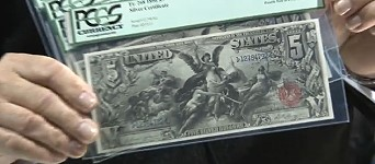 Cool Coins and Currency! Long Beach Expo September 2013. VIDEO: 3:29.