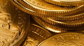gold rims thumb Sense of Calm Keeps Gold Flat Despite Threat the US Wont Pay Its Bills