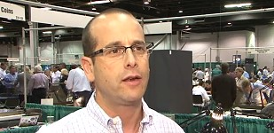 Coin and Currency Market at the ANA World's Fair of Money. VIDEO: 4:45.
