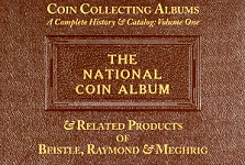 Lange's Book on The National Coin Album Book Now Available