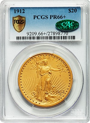 lb matte 1912 20 Heritage holds greatest Long Beach Auction ever, selling $36 million of U.S., World and Ancient Coins