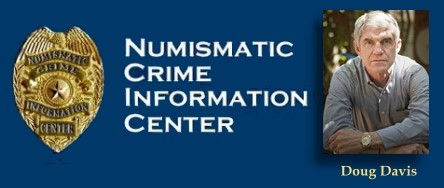ncic lg thin Numismatic Crime Information Center to Conduct Law Enforcement Seminar During F.U.N Show   January 2014