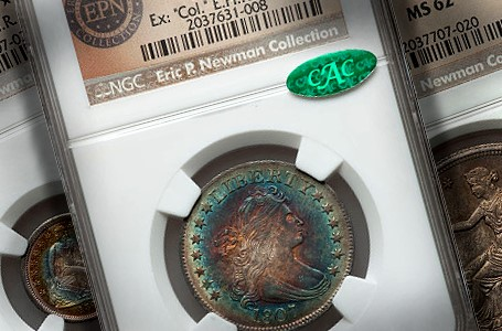 Rare Coin Auctions: First Impressions of the Newman Sale