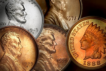 Coin Collecting Strategies: Building the Ultimate 20th Century Type Set, Part 1: Small Cents
