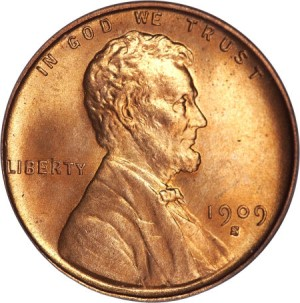 small cents 1909svdb Coin Collecting Strategies: Building the Ultimate 20th Century Type Set, Part 1: Small Cents