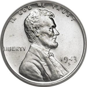 small cents 1943s steel Coin Collecting Strategies: Building the Ultimate 20th Century Type Set, Part 1: Small Cents