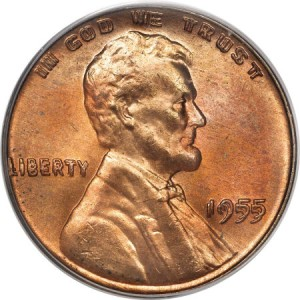 small cents 1955DDO Coin Collecting Strategies: Building the Ultimate 20th Century Type Set, Part 1: Small Cents