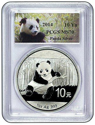 2014 silver panda Modern Coins: The 2014 Silver Panda coins are Here!