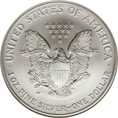 ase rev of 2007 Sales Of Silver American Eagle Coins Surge And Could Near Their 2011 Record