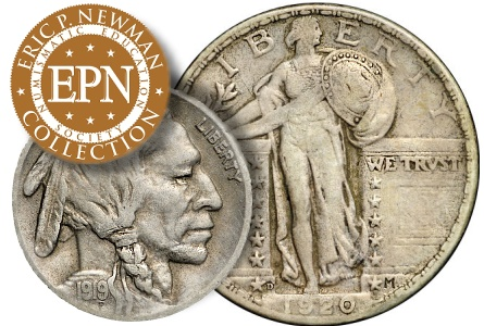 Got A Low Numismatic Budget ?  Buy A Coin from the Newman Collection!