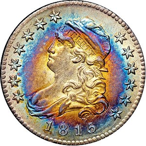 en2 6 The Fabulous Eric Newman Collection, part 6:  Auction Results for silver U.S. Coins
