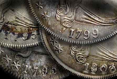 The Fabulous Eric Newman Collection, Part 7: Gem Quality Early U.S. Silver Dollars